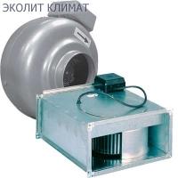 Монтаж канальных вентиляторов