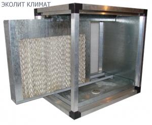 Увлажнитель для вентиляции