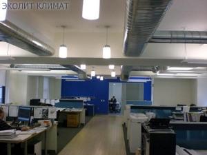 Как рассчитать систему вентиляции для офиса