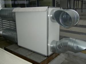Приточно-вытяжные системы вентиляции офисов