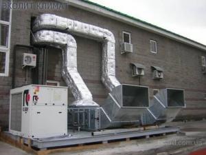 Функциональность конструктивных элементов системы вентиляции