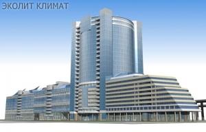 Северная Башня Москва-Сити