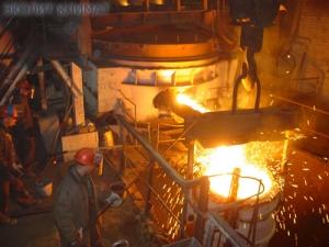 Вентиляция литейного цеха
