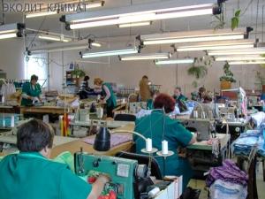 Вентиляция швейного цеха
