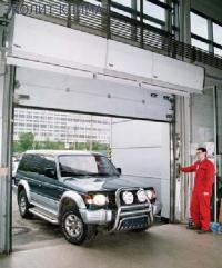 Тепловые завесы для гаража